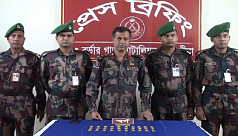 4.67kg gold recovered in Satkhira