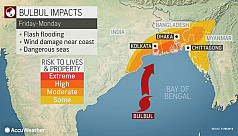 Cyclone Bulbul claims 4 lives in India