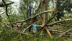 Cyclone Bulbul: 100,000 still without electricity in Bagerhat
