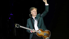Love Mud Do: McCartney to headline 50th Glastonbury Festival