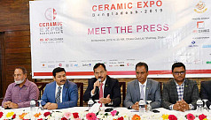 Ceramic expo begins Dec 5 eyeing...