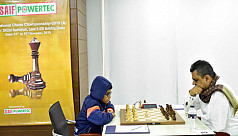 GM Niaz maintains solo lead