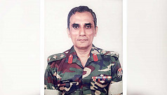 Col Mia Mohammad Jahangir passes...