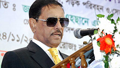 Quader: BNP is allowed to hold rally...