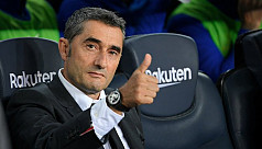 Valverde calm about Barcelona...