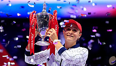 Barty ends stellar season with WTA Finals...