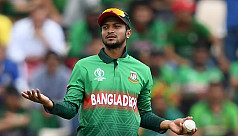 Shakib keeps 'political ambition' secret