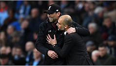 Klopp: Guardiola is the best manager...