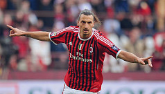 Ibrahimovic set for AC Milan return,...