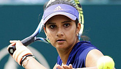 India's Mirza set for tennis comeback in Hobart