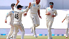 Wagner runs through tail as NZ thrash...