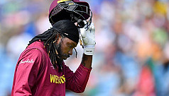 Gayle: I don't get respect
