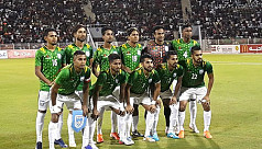Booters concede 4-1 loss against Oman