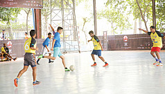 Bangabandhu Futsal sees exciting day three