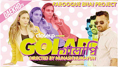 Nuhash Humayun directs music video Golapi