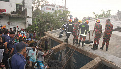 Schoolboy killed in 4 storey building collapse in Narayanganj