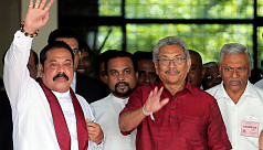 Sri Lanka's Rajapaksa hopes to tighten...