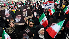 Iran arrests 8 'linked to CIA' in street...
