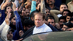 Nawaz Sharif leaves Pakistan for medical...