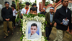 Vietnamese families bury first victims of UK truck tragedy