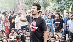 Students vow to continue protest defying...