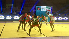 Bangladesh bow out of Junior Kabaddi...