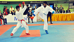 Bangladesh finish fourth in South Asian Karate