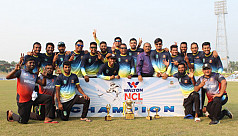 Record-breaking Khulna reclaim NCL...