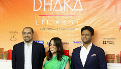 Curtain to rise on Dhaka Lit Fest 2019...
