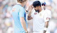 Liton, Nayeem ruled out of Kolkata...