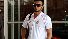 Shakib's ban will be lifted Thursday