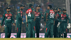 Talking points from the T20I series against India