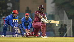 WI win T20I opener by 30 runs