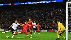 France and goal-getters England join...