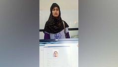 Biometric database bars Rohingya woman from getting passport