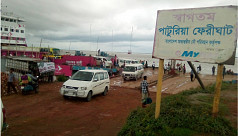 Paturia-Daulatdia ferry services resumes after 11hrs