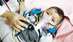 Every hour pneumonia kills 3 children in Bangladesh