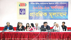 State of Bangladesh economy in FY20: Economy weakest in 10 years, says Debapriya