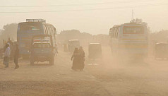 Air quality: Dhaka ranks 2nd worst,...
