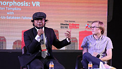 """VR works as a remedy to connect people..."