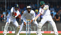 Mominul: Wicket was not unplayable