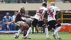 Flamengo lift Copa with 2-1 win over...
