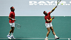 Nadal fires Spain into Davis Cup...