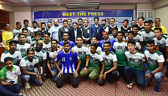 Youthful Mohammedan gear up for new season