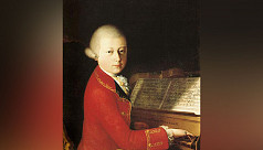 Early Mozart manuscript to go on sale...