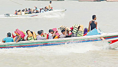 Unregistered speedboats endanger lives on Padma