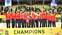 Unbeaten Nepal clinch historic...