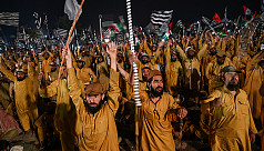 Islamists vow to continue Pakistan protest...