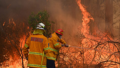 Sydney region faces 'catastrophic' bushfire threat