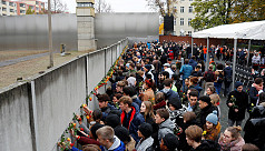 Interactive: Germany marks 30 years of fall of Berlin Wall